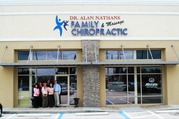 Chiropractor in Jacksonville