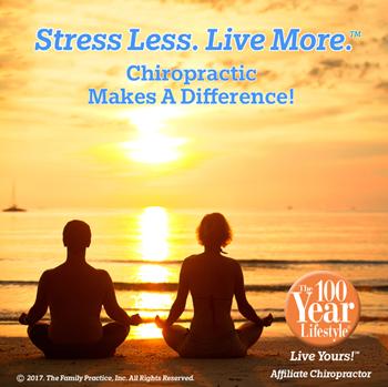Stress Less. Live More.