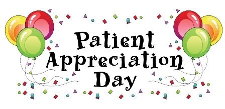 Patient Appreciation Night!