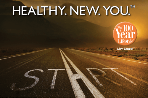 Healthy New You 2018