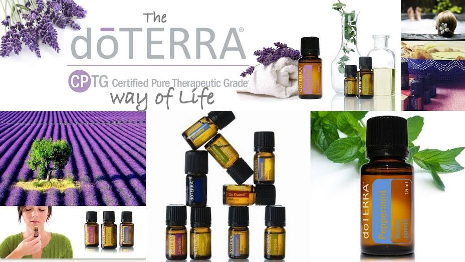 Relax & Renew with Essential Oils