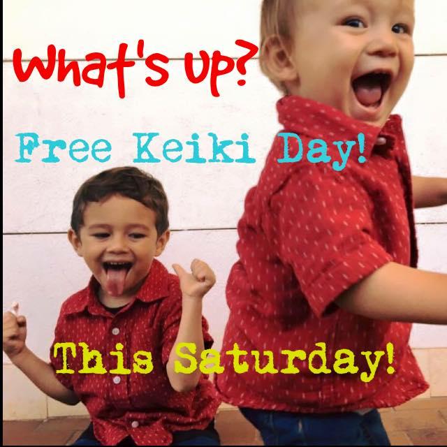 FREE Keiki Chiropractic Clinic