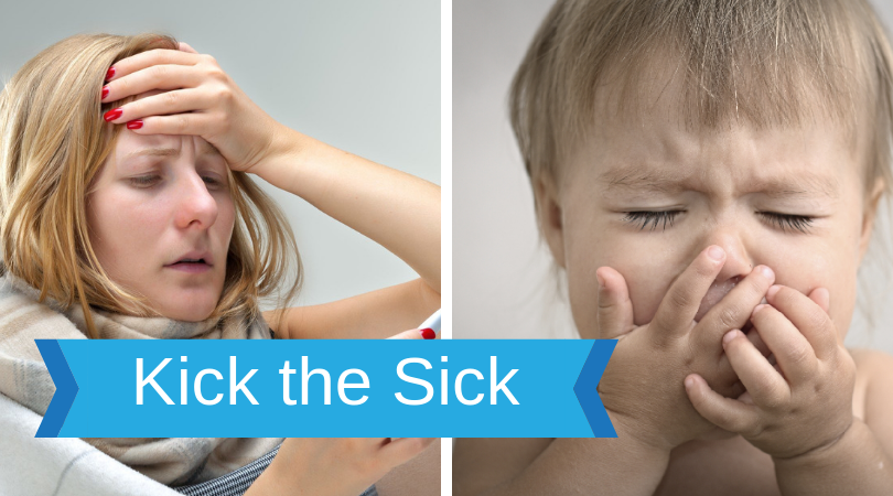 Kick The Sick