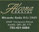 Alcona Dental Logo
