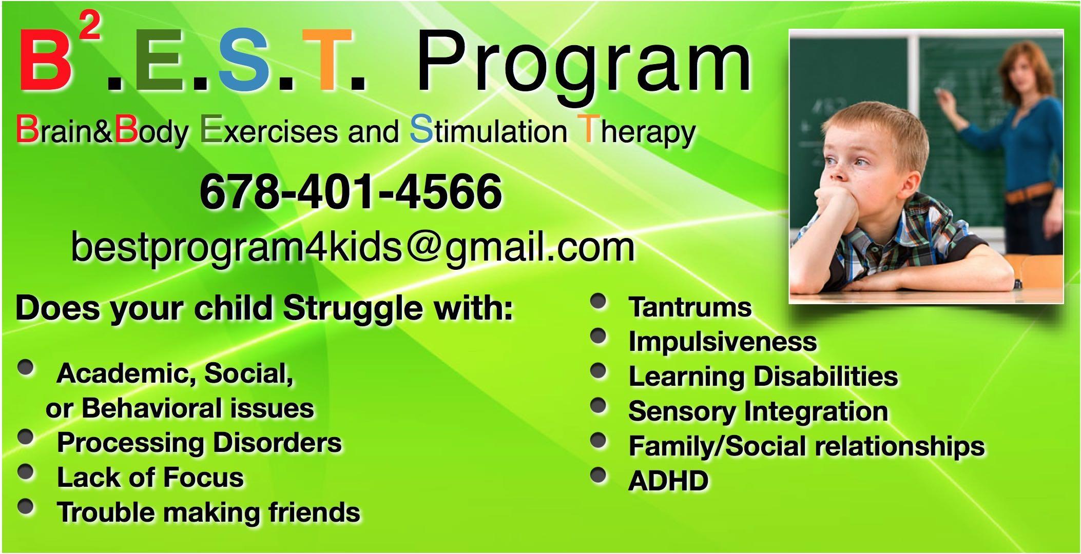 The B.E.S.T. Program