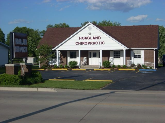 Welcome to Hoagland Chiropractic