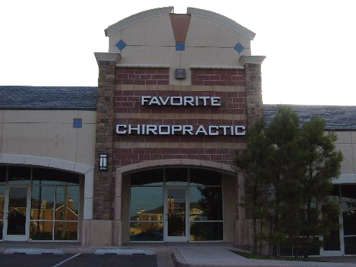 Welcome to Favorite Chiropractic!