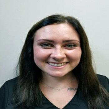 Erica Hohmann, C.C.A, Chiropractic Assistant