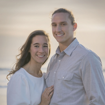 Dr. Daniel Kimbley and Heather Kimbley