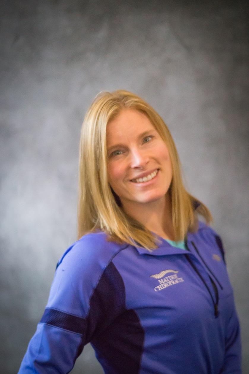 Krista Niemi Granroth - Massage Therapist