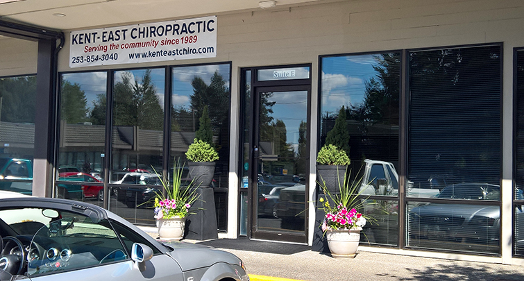 Welcome to Kent-East Chiropractic