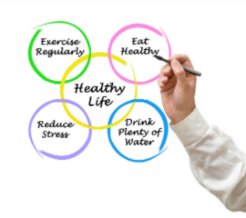 Stress Less Fitness Tips