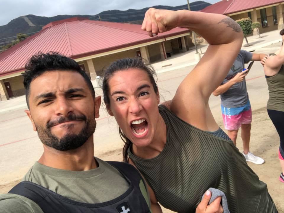 Cool and Crazy CrossFitters