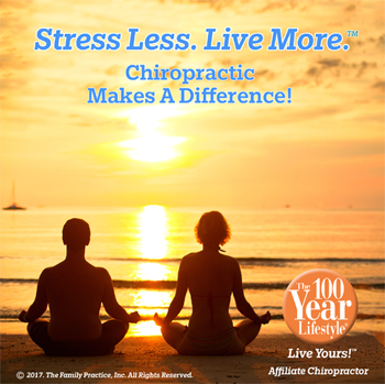 Stress Less. Live More.
