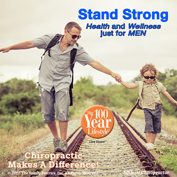 Man Up, Stand Strong!