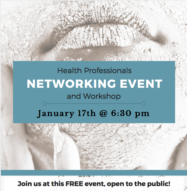 Health Professionals Networking Event