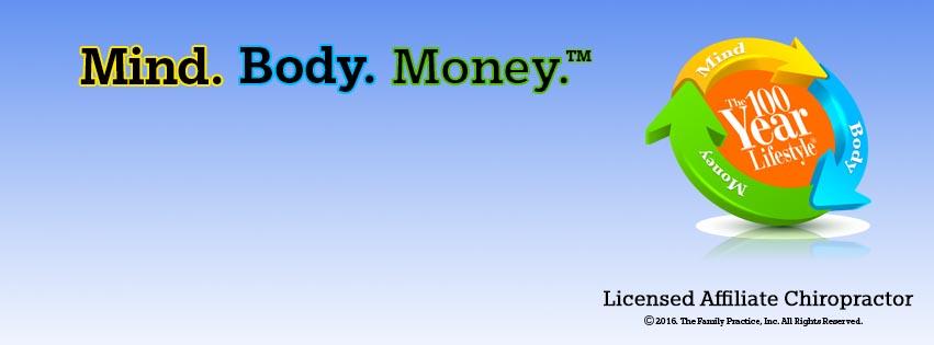 Mind.  Body.  Money.