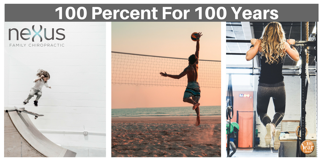 100 Percent For 100 Years