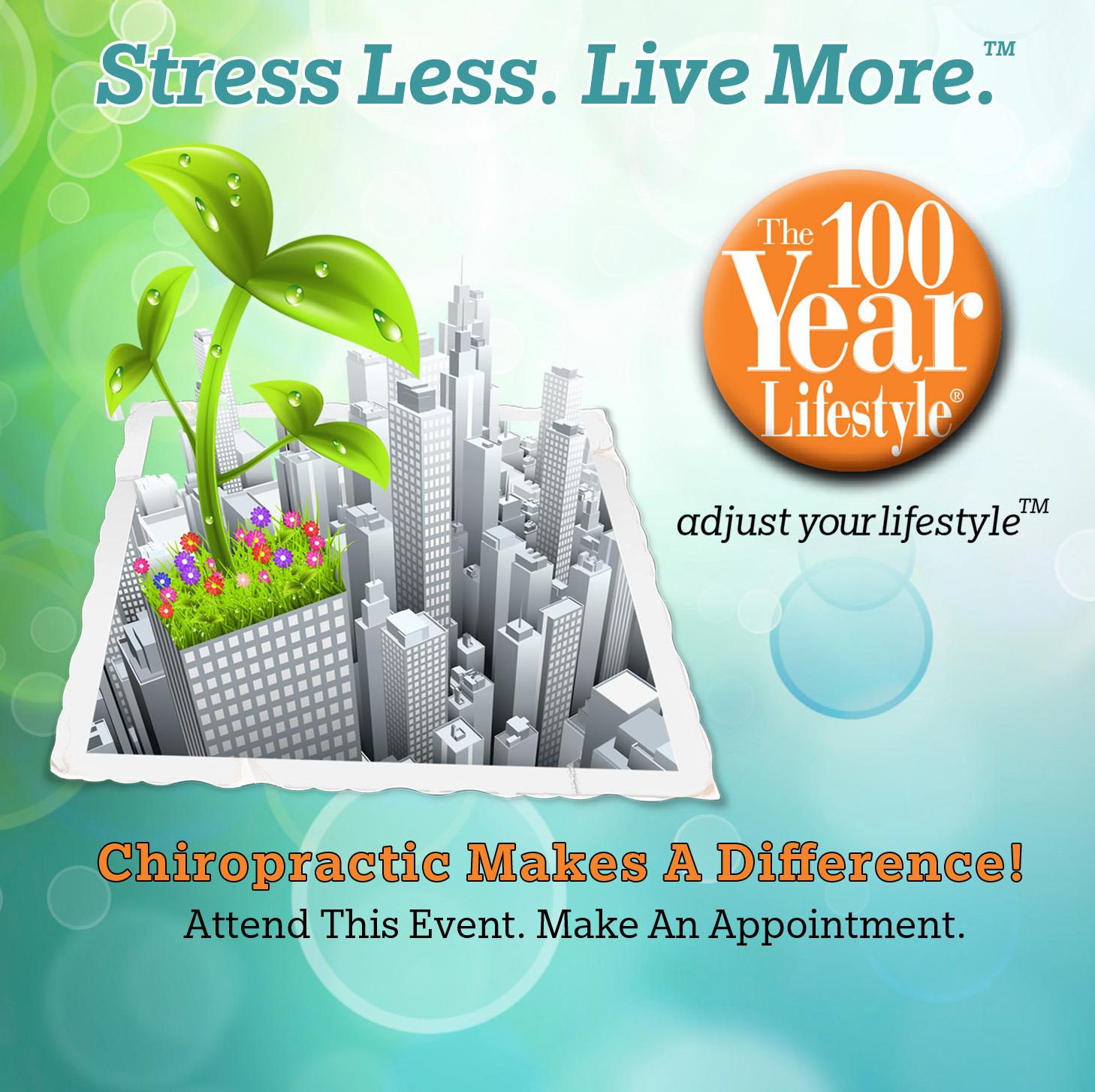 Stress Less, Live More