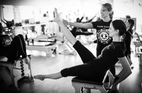 Club Pilates Belmar