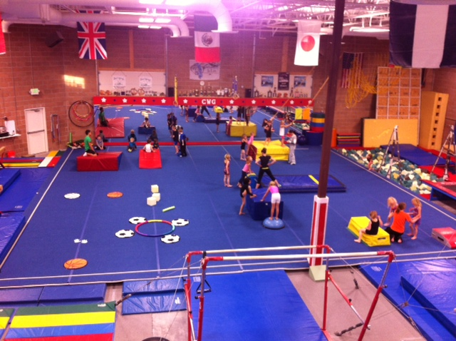 Colorado West Gymnastics