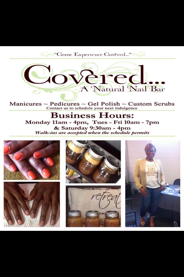 Covered - A Natural Nail Bar