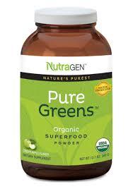 NutraGEN - Pure Greens
