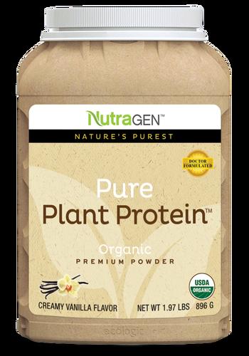 NutraGEN - Pure Plant Protein
