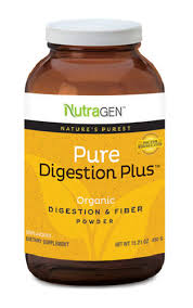 NutraGEN - Pure Digestion Plus - Unflavored