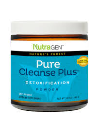 NutraGEN - Pure Cleanse Plus - Detoxification Powder