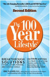The 100 Year Lifestyle Book - 2nd Edition