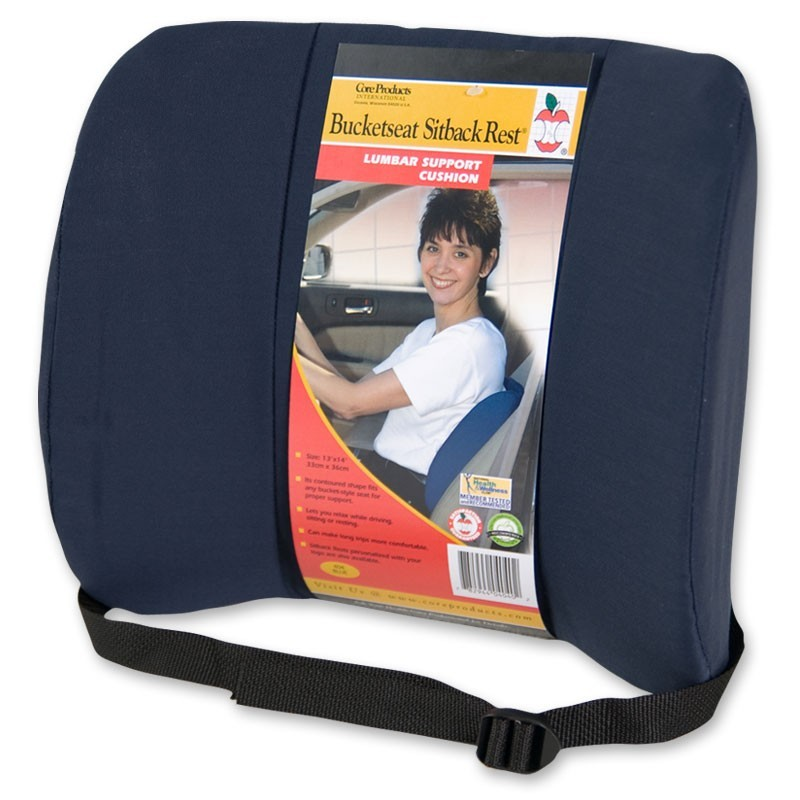 Bucketseat Sitback Rest™ Lumbar Support