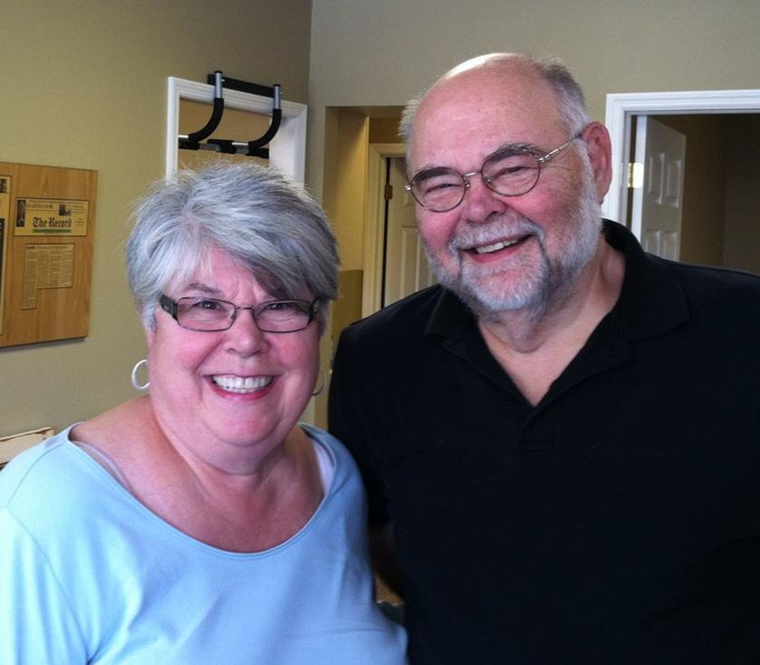 Joe & Elaine Petrowski